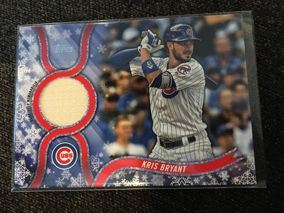 Heavy Hitter Delivers the Bryant and Baez