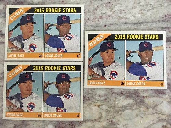 Javy Rookies and a Curious Choice for a Famous Cubs Fan