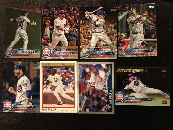 Christmas Cubs and Hobby Presents
