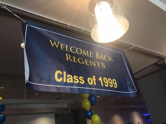 Party Like It's 1999 - High School Reunion Cubs Addition