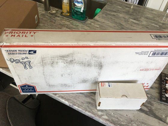 Biggest Cubs Mailday Received