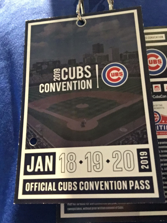 The 34th Annual Cubs Convention Review