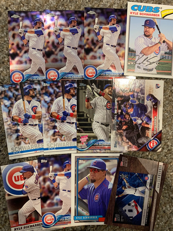 Tommy Likey. Tommy Sends Cubbies