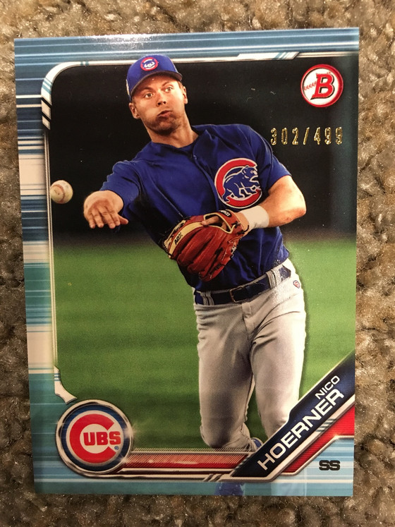 Leaf Buybacks, Autographs, and More Cubs Cards
