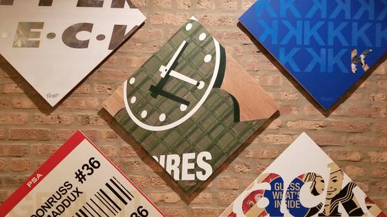 Baseball Card Art by Matthew Lee Rosen is a Home Run
