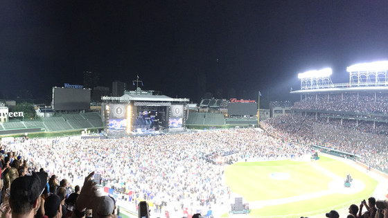 Pearl Jam Adds Some Cubs to the Collection
