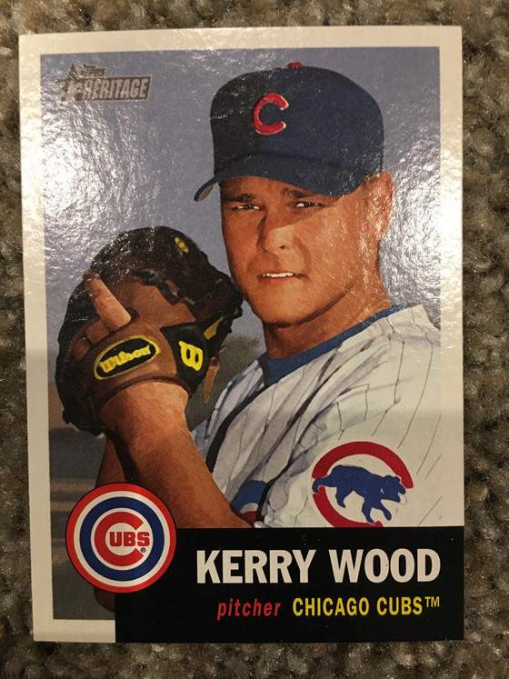Cubs Baseball Cards from California