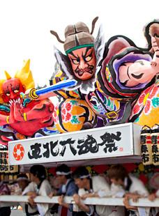 東北六魂祭パレード企画・演出