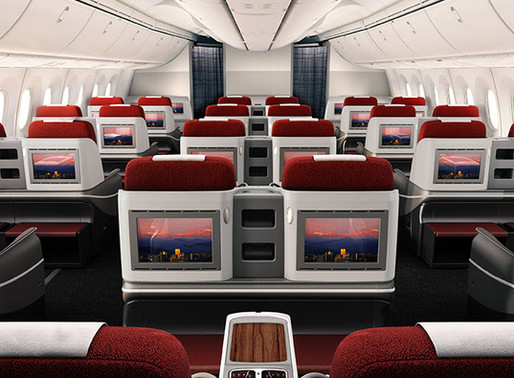 BOARDING PASS  |  LATAM AIRLINES GROUP