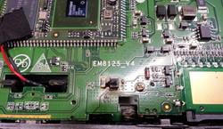 Réparation platine électronique