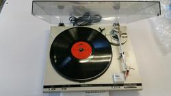 Réparation d'une platine vinyle