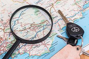 Carte, cartographie, route, itinéraire, perdu, navigation, voiture, trajet, pays, mise à jour, radar