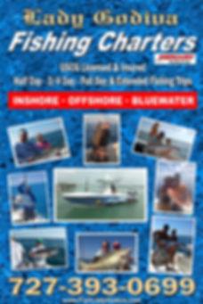 Lady Godiva Fishing Charters