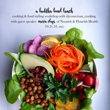 A Buddha Bowl Lunch
