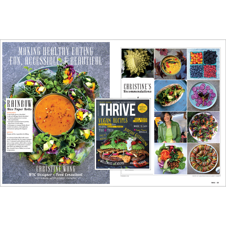 Thrive Magazine, Issue 8, Feb 2017