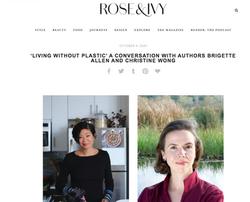 Rose & Ivy Journal (Oct 2020)