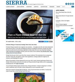 Sierra Club Magazine