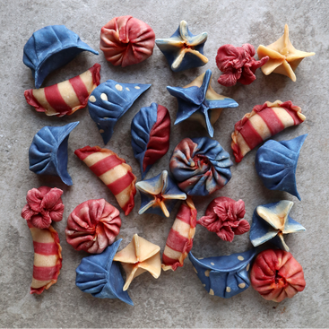Stars & Stripes Dumplings
