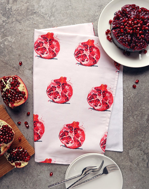 POMEGRANATE – @nkpcreate collection