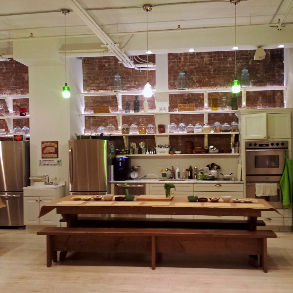 freshmadeNYC cooking studio