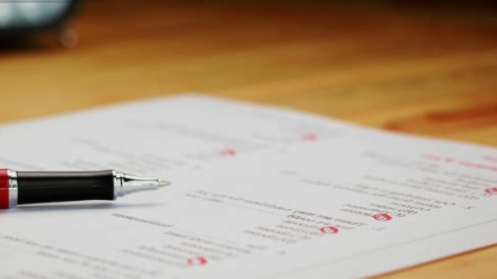 Test Toefl IBT lors d'un examen
