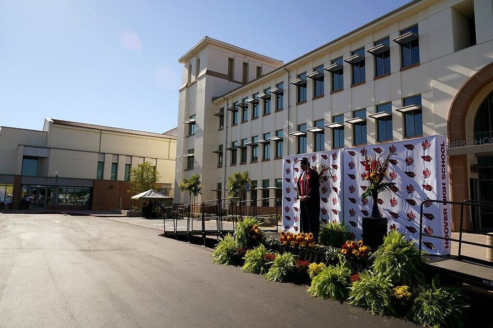 Lycée aux Etats-Unis