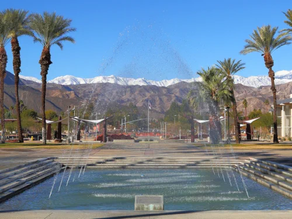 Le College of the Desert à Palm Springs