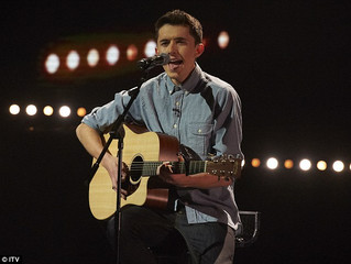 Ireland | Ryan O'Shaughnessy Announced As Irish Act In Lisbon