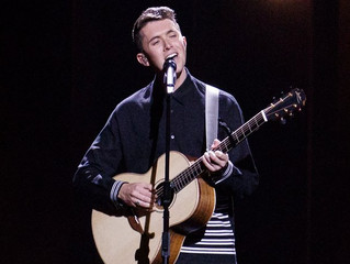 Eurovision 2018 | Ryan O'Shaughnessy Launches #LoveIsLove Campaign