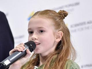 JESC 2017 | Ukraine Select Anastasiya Bahinska