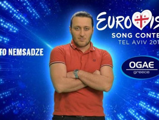 "Georgia | Oto Nemsadze wins Georgian Idol and will perform ""Sul Tsin Lare"""