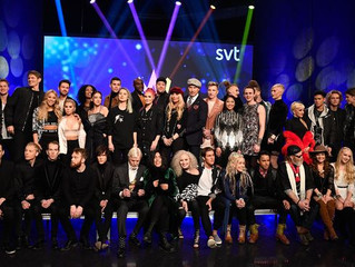 2771 Songs Submitted To Melodifestivalen 2018
