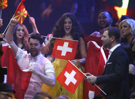 Switzerland | Eurovision Entry To Be Revealed At 14:30 CET Tomorrow