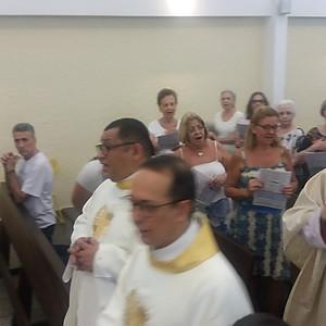 Missa Dom Luiz Henrique