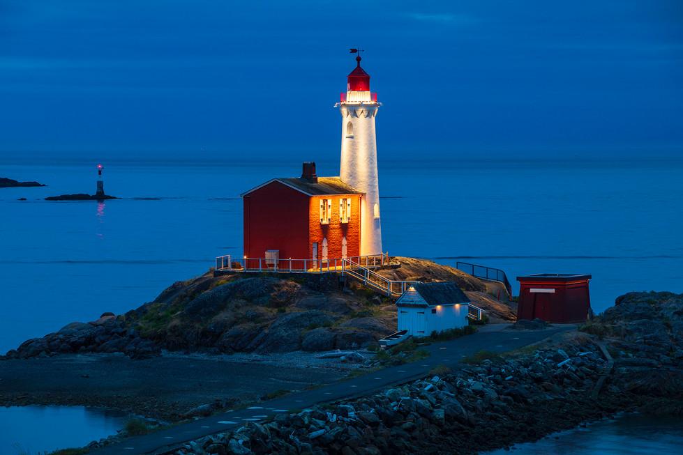 Fisgard Lighthouse Dawn
