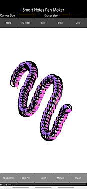 Violet - Pink Tube