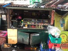 Barangay Obrero, Snack Stand
