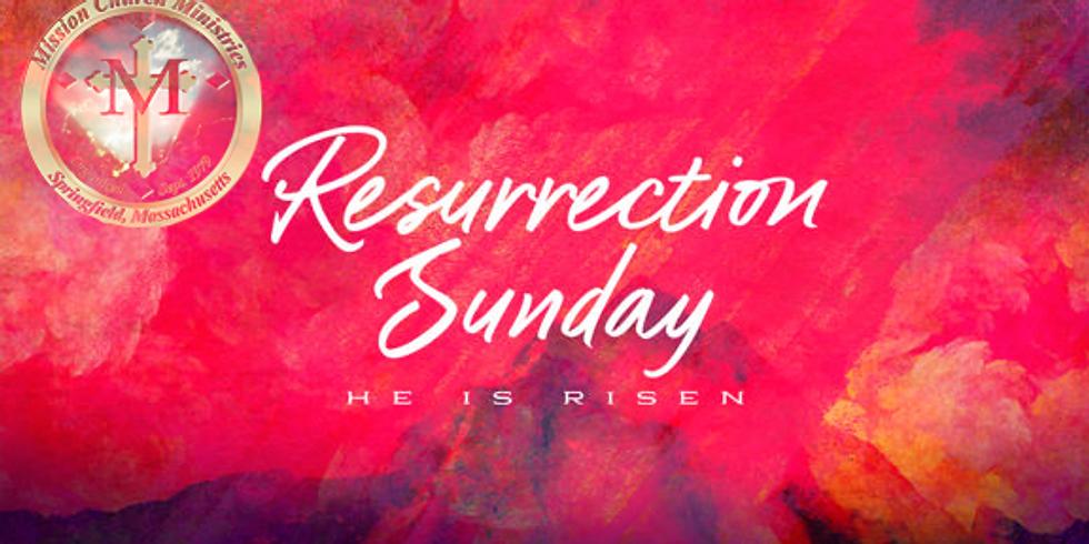Resurrection Sunday Morning Worship