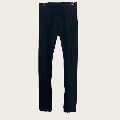 Rick Owens | Olmar and Mirta Denim & Knit Pants