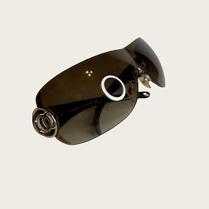 '09 Chanel Shield Sunglasses