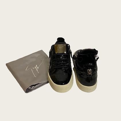 Giuseppe Leather Sneaker