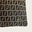 Thumbnail: Vintage Fendi Zucca Hand Bag