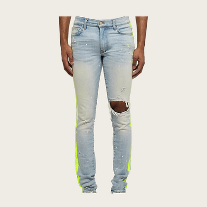 Amiri Broken Track Jeans