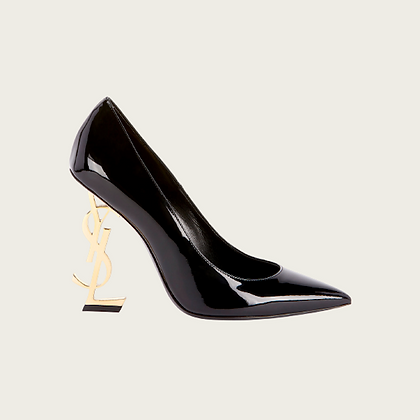 Yves Saint Laurent Opyum Pumps in Patent Leather