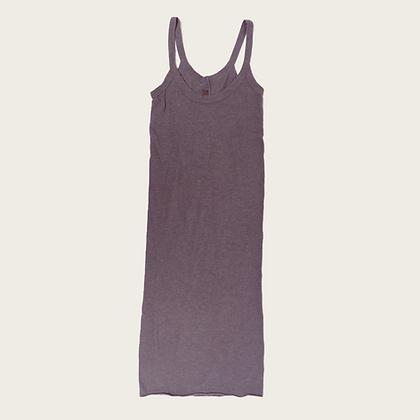 Rick Owens Sleeveless Scoop-Neck Bodycon Dress