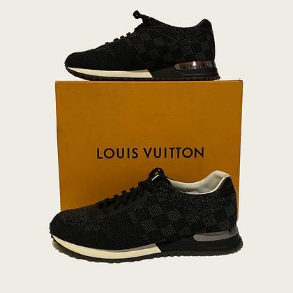 Louis Vuitton Damier Run Away Sneaker