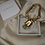 Thumbnail: Louis Vuitton Lock Bracelet