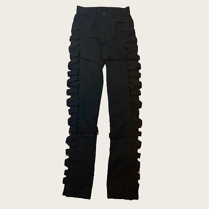 Brvdo Sound Black Bondage Pants