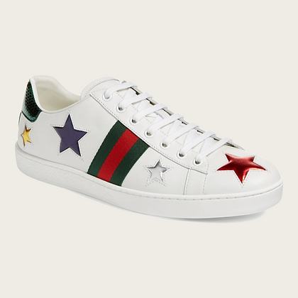 Gucci New Ace Star Sneaker