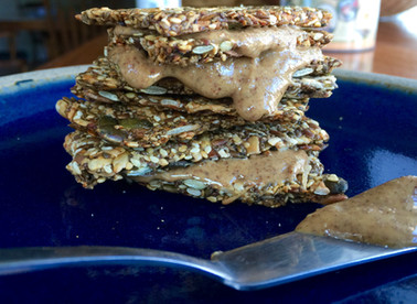 Seedy Crackers Recipe